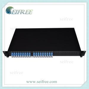 FTTH Fiber Optical PLC Splitter 1X8 with 19rack (D3) pictures & photos