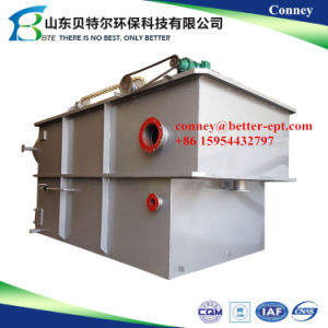 Dissolved Air Flotation Machine Daf Water Treatment Machine pictures & photos