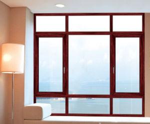 Low Price Aluminum Casement Open Windows