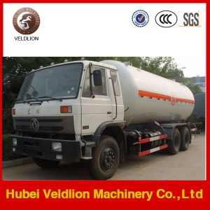 LPG Storage Tanker Truck 20cbm pictures & photos