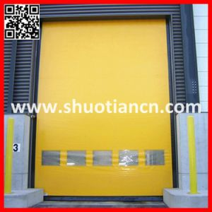 Auto Self-Repair High Speed Door (ST-001) pictures & photos