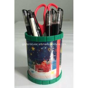 3D Lenticular Pencil Vase pictures & photos