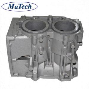 Foundry Custom Aluminum Gravity Casting Engine Block pictures & photos