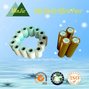 Thermal Paper in Jumbo Rolls and Small Rolls pictures & photos