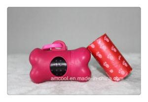 China HDPE Plastic Pet Waste Bag Biodegradable Dog Poop /Pet Waste Roll Bag Manufacturer pictures & photos