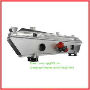 Horizontal Vibrating Fluid Bed Dryer for Drying Tablet pictures & photos