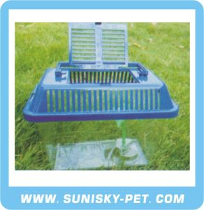 Plastic Pet Case (SFT-160B) pictures & photos