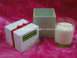 Luxury Organic Soy Wax Scented Candle