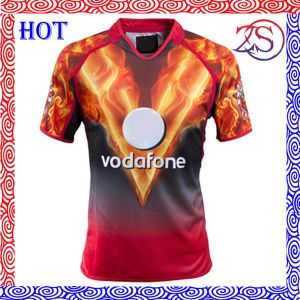 Polo Shirt Design New Custom Cricket Team Jerseys pictures & photos