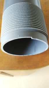 PVC Water Supplier Pipe, Pressure Pipe 140mm