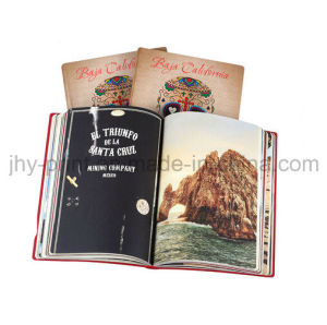 Full Color Case Binding Album Book Printing Service (jhy-356) pictures & photos