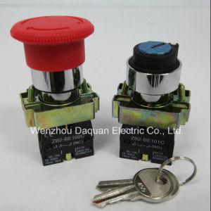 Rotary Key Pushbutton Switch with Key (XB2-BG21)