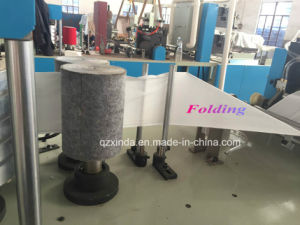 Automatic Colors Printing Folding Paper Napkin Making Machine pictures & photos