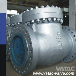 API 6D / BS1868 Swing Check Valve (H44Y) pictures & photos
