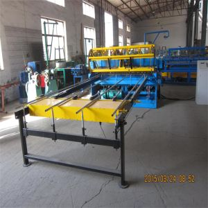 Numerical Control Welding Fence Row Machine Welding Wire Mesh Fence Machine