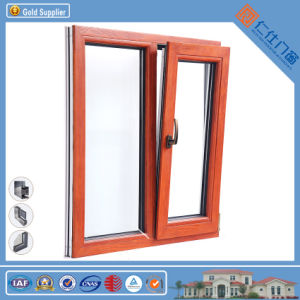 Made in China Aluminum Tilt & Turn Window