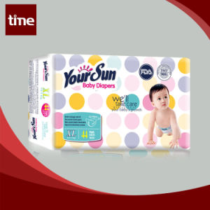 Super Absorption Disposable Baby Diaper pictures & photos