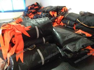 Solas Approved 6 Man Inflatable Life Raft Factory pictures & photos