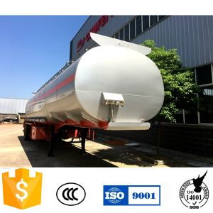 Fuwa Axle Cheaper Fuel Tanker Trailer with High Quality pictures & photos