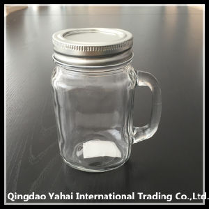 450ml Glass Handle Cup pictures & photos