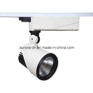 35W LED Design COB LED Track Spotlight for Ceiling (S-L0001)