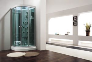 Diamond Shape Fashionable Indoor Steam Shower Cabin (M-8269) pictures & photos