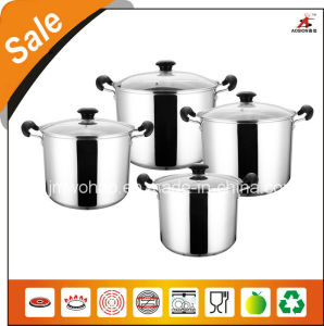 Commercial Stainless Steel Cooking Pot (FH-SS25)
