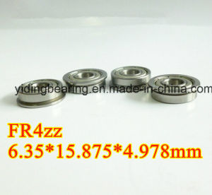 Metal Shield 5X14X5mm F605zz Flanged Bearing pictures & photos