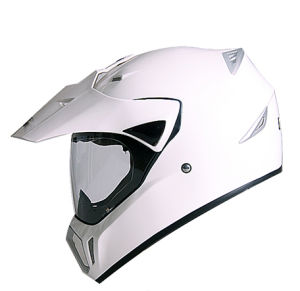 Motocross Helmets with Visors ECE/DOT Certificate pictures & photos