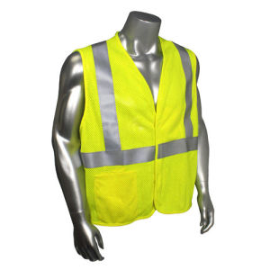High Vis Reflective Safety Vest with ANSI07 (FR-013) pictures & photos