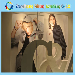 Custom PVC Hanging Banner for Indoor Advertising Application. pictures & photos