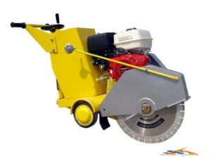 Walk Behind Concrete Road Cutter pictures & photos