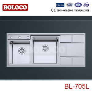 Stainless Steel Sink (BL-705L/R) pictures & photos