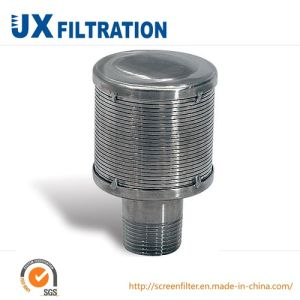 Wire Wrap Filter Nozzle Wedge Wire Strainer Nozzle pictures & photos