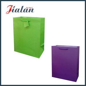Pantone Printed Custom Logo Made Wholesales Art Paper Packaging Bag pictures & photos