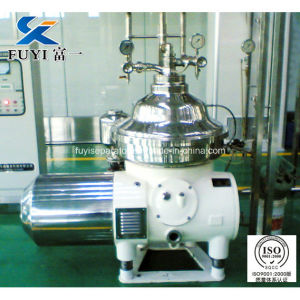 High Quality Disc Stack Centrifuge for Crude Oil pictures & photos