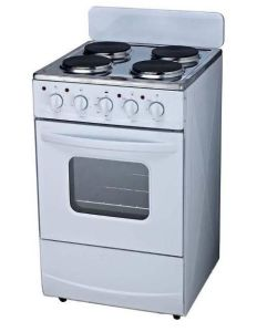 Free Standing Electric Oven Wtih Four Electric Hot Plate pictures & photos