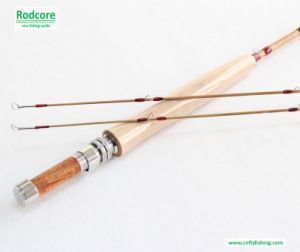 Hexagon Tonkin Bamboo Fly Fishing Rod pictures & photos