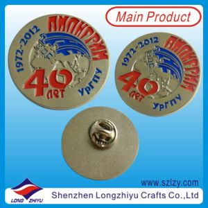 Stamping Metal Pin Badge Customized Badge pictures & photos