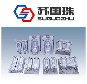 0.5L Pet CSD Bottle Blowing Mould for Semi-Auto Machine