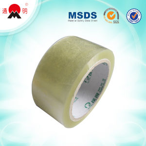 Adhesive Clear Acrylic BOPP Packing Tape pictures & photos