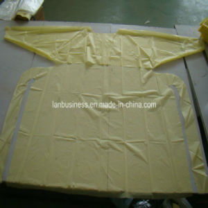 Ly Nonwoven Surgical Sterile Isolation Medical Gown pictures & photos