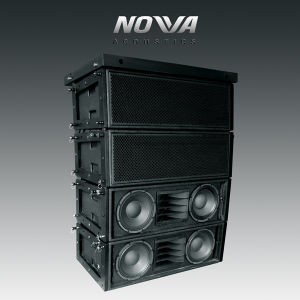 "Dual 10"" PRO/Professional Audio Line Array (LR210) pictures & photos"