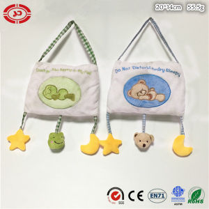 Frog Bear Baby Night Sleep Cute Cradle Pendent Plush Toy pictures & photos
