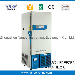 Pharmacy Ultra Low Temperature Laboratory Cryogenic Freezer pictures & photos