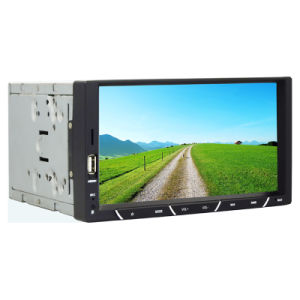 7.0inch Double DIN 2DIN Car MP5 Player with Wince System Ts-2023-2 pictures & photos