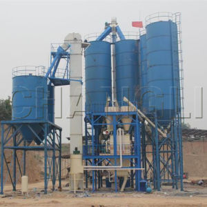 Professional Manufacturer 5-15 Tons Construction Sand Mixing Plant pictures & photos