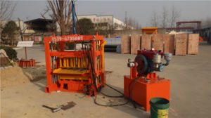 Qt4-40 New Model Diesel Engine /Electric Hydraulic Block Machine pictures & photos