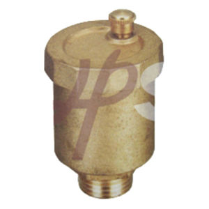 New Style Hot Sell Brass Automatic Exhausting Air Valve pictures & photos