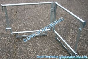 Folding Guard Frame Haki Scaffolding Construction System pictures & photos